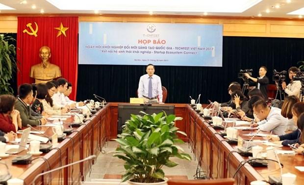 Celebraran en Vietnam festival de renovacion tecnologica y emprendimiento hinh anh 1