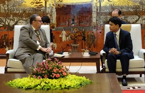 Vietnam y Finlandia promueven cooperacion en sectores de agua y energia hinh anh 1
