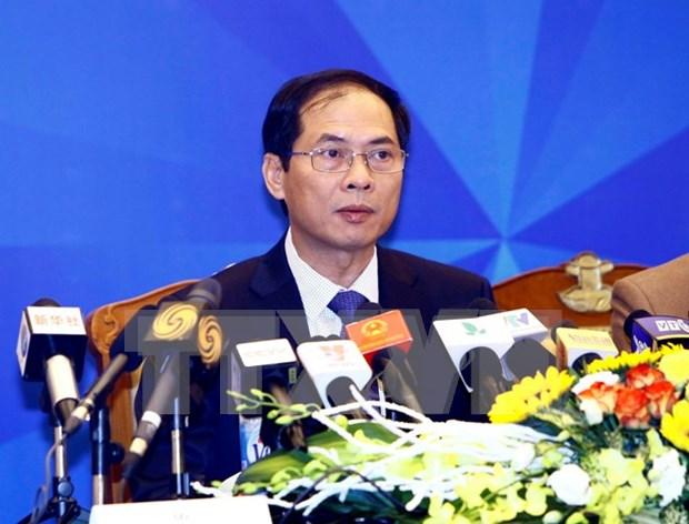 Vietnam listo para dar bienvenida a dirigentes de economias del APEC hinh anh 1
