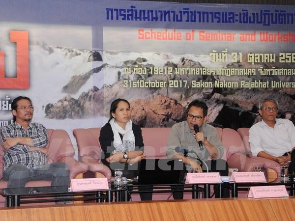 Deliberan medidas para explotacion sostenible de recursos hidricos en cuenca del rio Mekong hinh anh 1