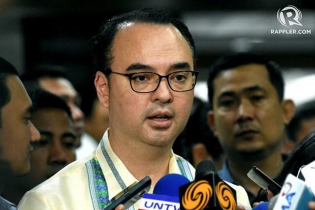  Filipinas llama a reforzar cooperacion en lucha antiterrorista hinh anh 1