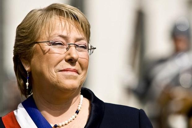 Presidenta de Chile realizara visita estatal a Vietnam hinh anh 1