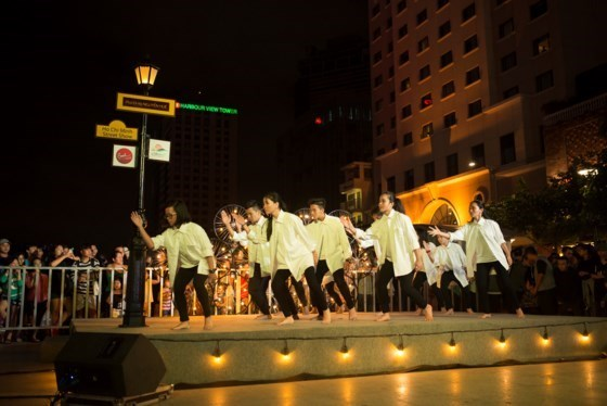 Grupo de baile vietnamita representara a Asia en Dance Proms 2017 hinh anh 1