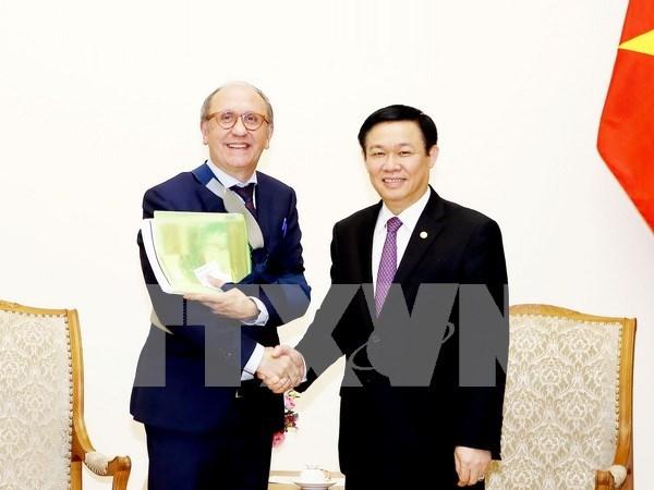 Vietnam respalda inversion de empresas belgas hinh anh 1
