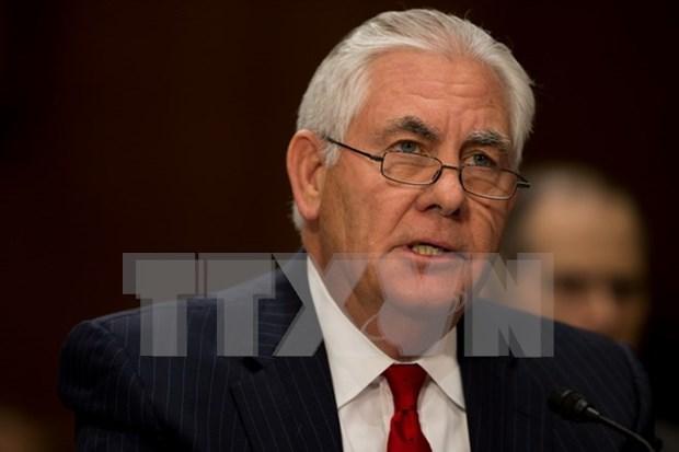 Secretario de Estado estadounidense realizara un periplo por Asia hinh anh 1