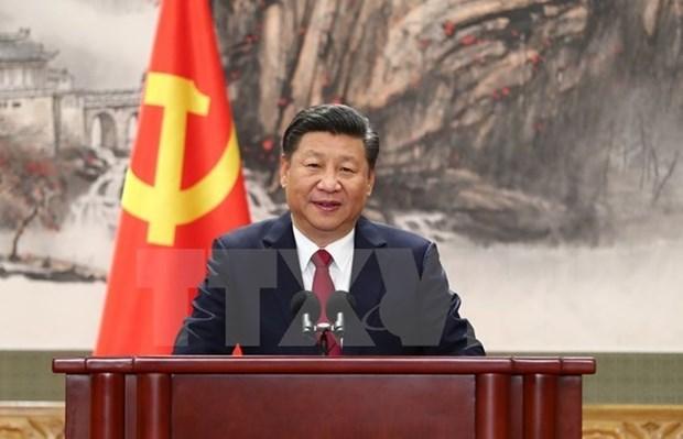 China coloca grandes expectativas en Cumbre del APEC 2017 en Vietnam hinh anh 1
