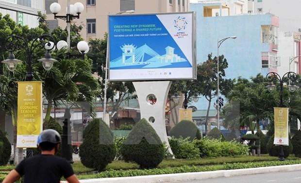 Destacan prensa extranjera nueva vision y posicion de Vietnam en APEC 2017 hinh anh 1