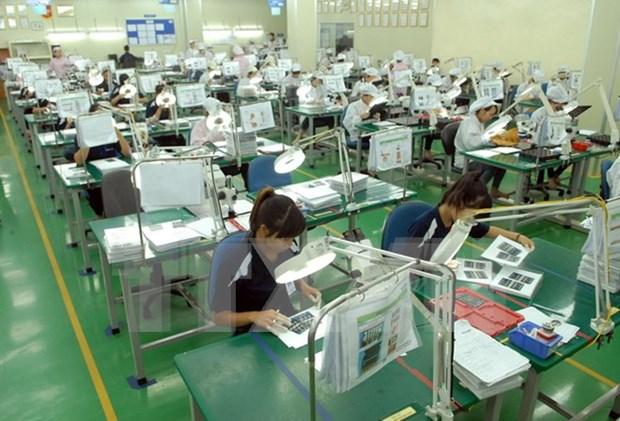 Vietnam logra superavit multimillonario en ventas de productos electronicos hinh anh 1