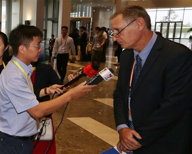 Crecimiento inclusivo centra agenda del Dialogo ABAC con lideres del APEC hinh anh 1