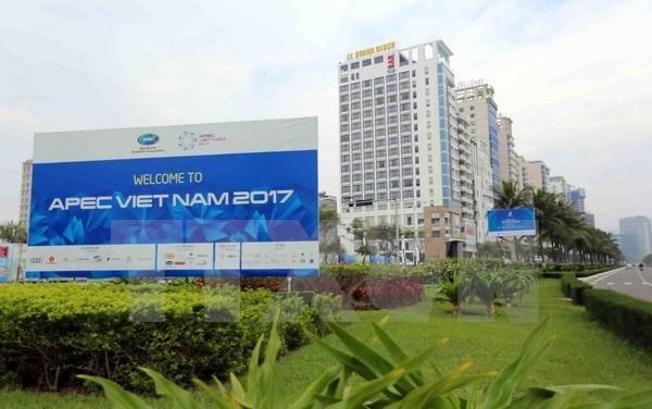 Afianza Vietnam su papel activo y responsable en APEC hinh anh 1