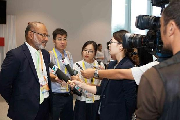 APEC 2017: Delegados internacionales destacan labor organizativa de Vietnam hinh anh 1