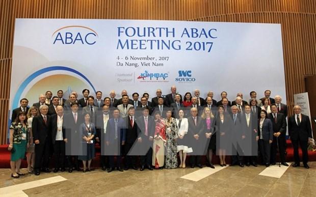 APEC 2017: ABAC concluye sus propuestas para lideres de economias de APEC hinh anh 1