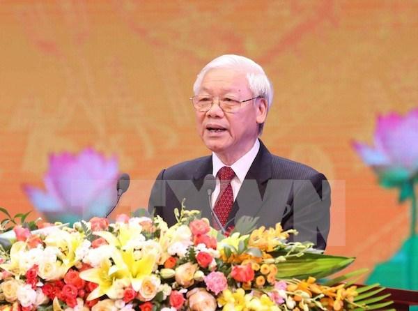 Conmemoran en Vietnam centenario de Revolucion de Octubre hinh anh 1