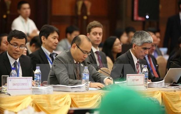 CSOM abre Semana de Cumbre del APEC 2017 hinh anh 1