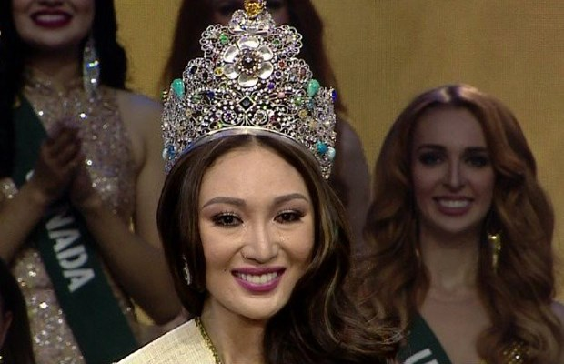 Filipinas se lleva la corona de Miss Earth 2017 hinh anh 1