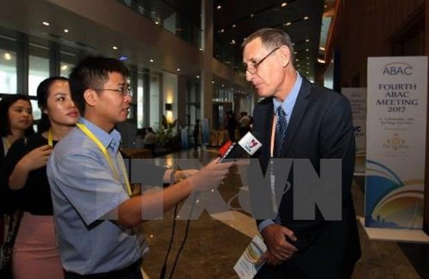 ABAC: Libre comercio beneficia a economias del APEC hinh anh 1