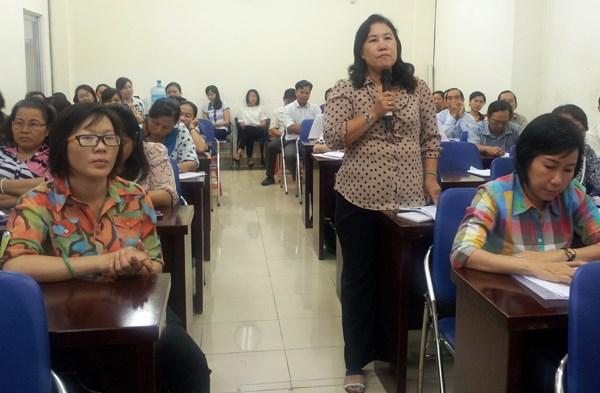 Vietnam refuerza la proteccion de las mujeres y ninas hinh anh 1
