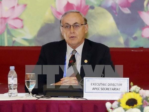 Alto funcionario de APEC aprecia papel de Vietnam en ese bloque hinh anh 1
