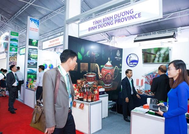 Presentan productos tipicos de Vietnam a delegados de APEC 2017 hinh anh 1