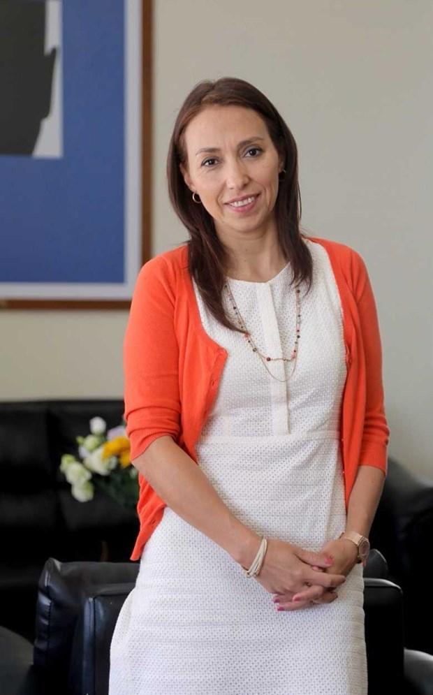 APEC debe seguir con el compromiso de libre comercio, dice viceministra chilena hinh anh 1