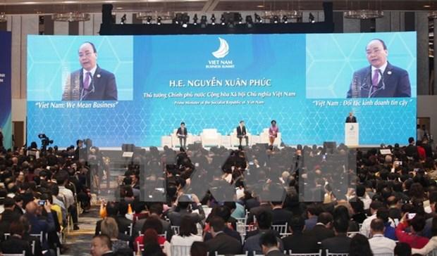 Destacan esfuerzos de Vietnam en mejoramiento de entorno empresarial hinh anh 1