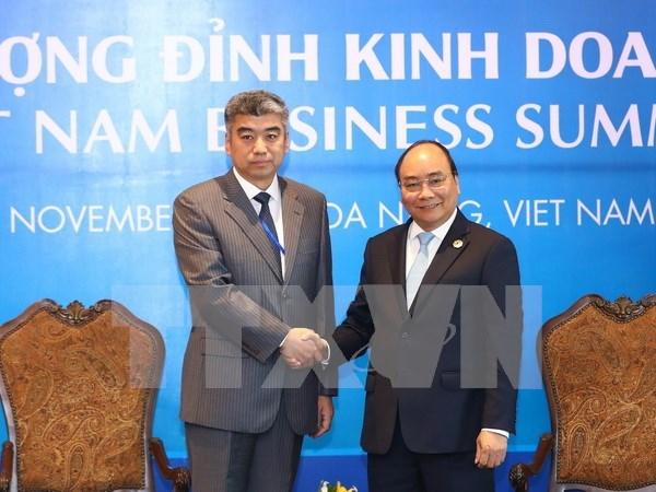 Vietnam reitera respaldo a inversiones de comunidad empresarial mundial hinh anh 1
