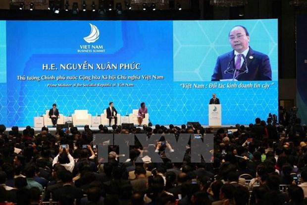 APEC 2017: Prensa internacional destaca compromiso de Vietnam de promover crecimiento sostenible hinh anh 1