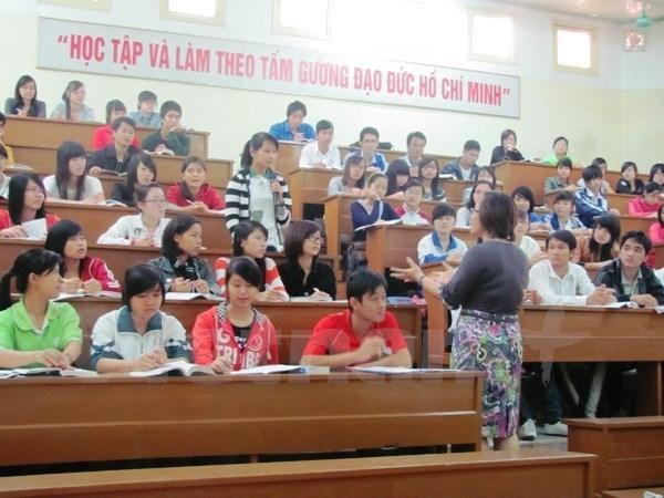 Vietnam promueve inversion extranjera en educacion hinh anh 1