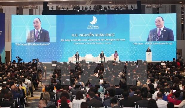 APEC 2017 busca mayor apoyo para empresas startups hinh anh 1