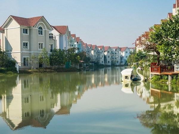 Inversores extranjeros se interesan en sector inmobiliario de Ciudad Ho Chi Minh hinh anh 1