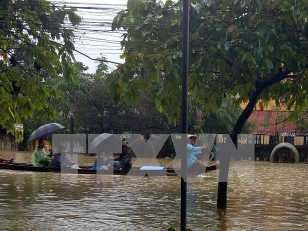 Rusia concedera asistencia millonaria a Vietnam para superacion de consecuencias de tifon Damrey hinh anh 1