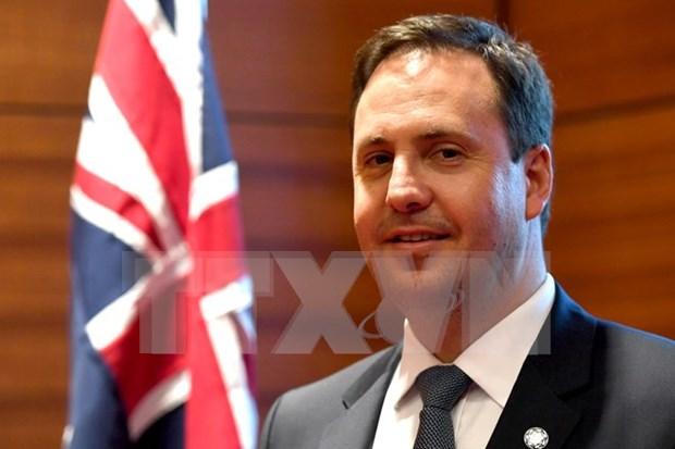Australia ratifica compromiso con liberalizacion del comercio en reuniones del APEC hinh anh 1