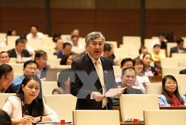 Parlamento vietnamita analizara la Ley de Denuncias hinh anh 1