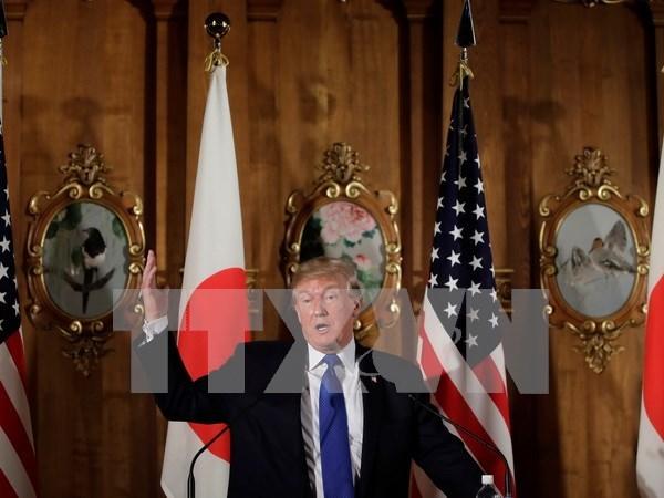 Visita del presidente estadounidense a Vietnam fortalecera cooperacion bilateral hinh anh 1