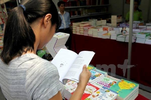 Celebran en Hanoi Feria internacional del libro hinh anh 1