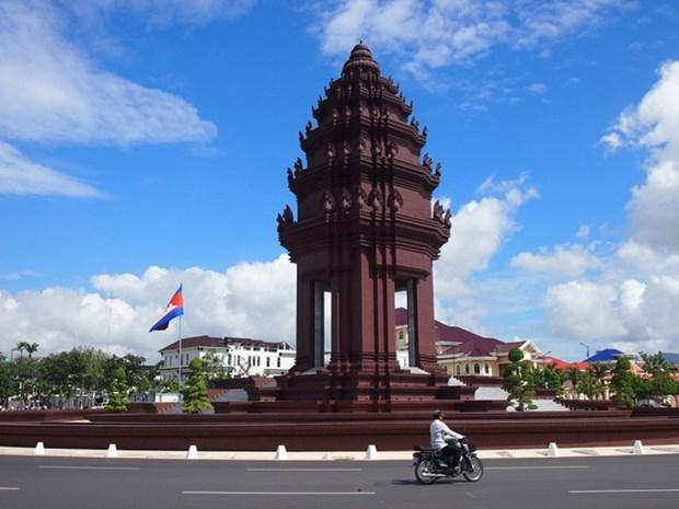 Decrece el numero de turistas vietnamitas a Camboya hinh anh 1