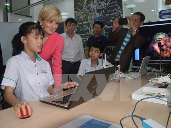 APEC 2017: Vietnam y Australia anuncian programa de asociacion en innovacion hinh anh 1