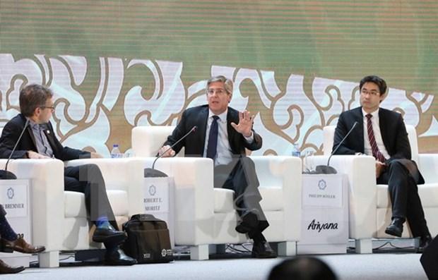 APEC 2017: Presidente de PWC destaca oportunidades de negocios en Vietnam hinh anh 1