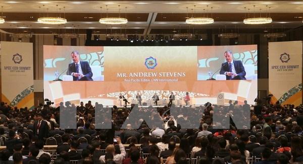 Delegados participantes en eventos del APEC destacan papel de Vietnam hinh anh 1