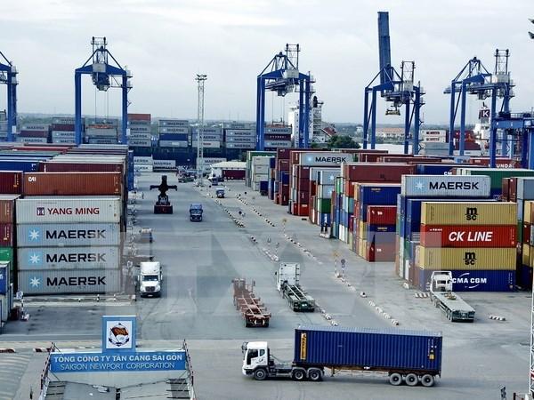 Vietnam se convierte en un centro de nueva estructura economica de APEC hinh anh 1