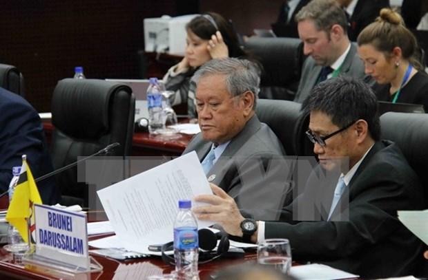 APEC 2017: Negociadores de TPP se reunen en Vietnam hinh anh 1