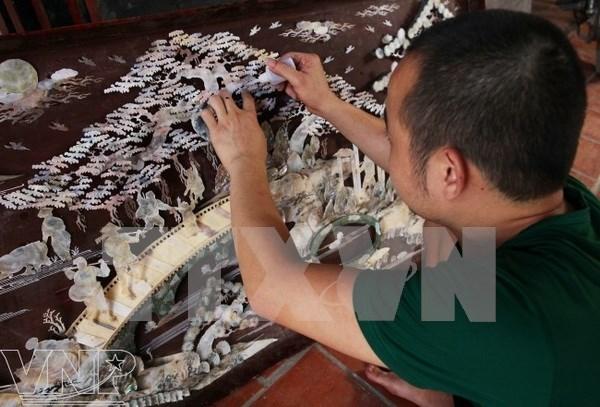Efectuaran feria de aldeas oficiales Vietnam 2017 hinh anh 1