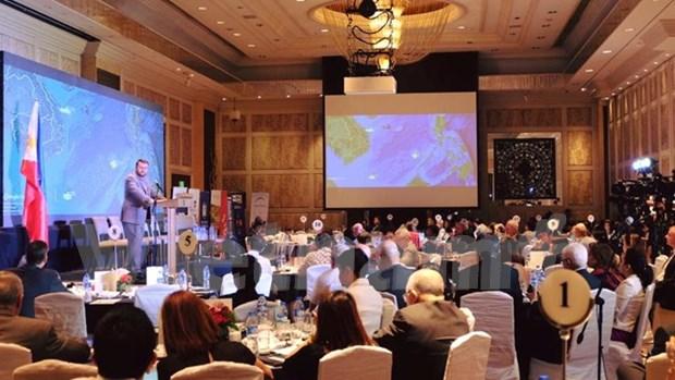 Debaten en Filipinas sobre el liderazgo de ASEAN y el nuevo orden mundial hinh anh 1