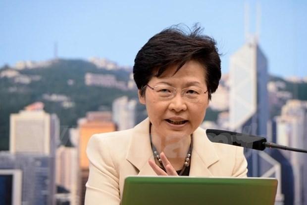 Hong Kong (China) busca oportunidades de inversion en Vietnam hinh anh 1