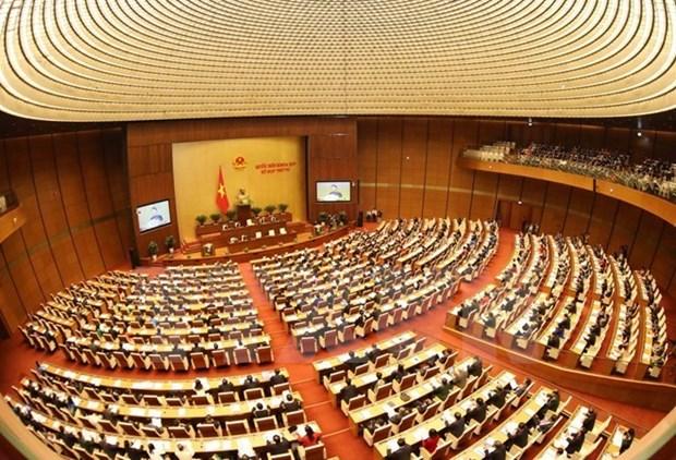 Asamblea Nacional de Vietnam realizara interpelacion a miembros del gabinete hinh anh 1