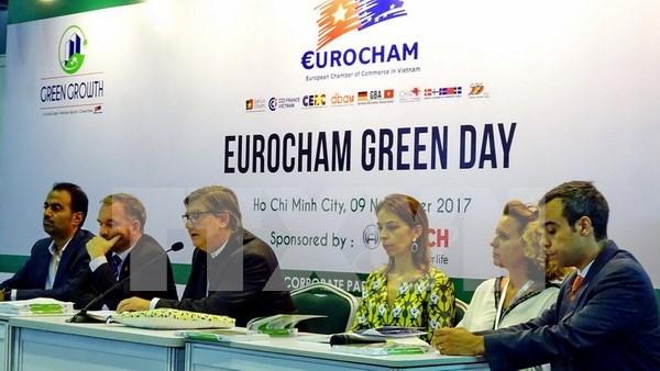 Empresas europeas muestran interes en sector de energias renovables en Ciudad Ho Chi Minh hinh anh 1