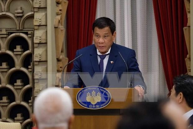 Filipinas llama a impulsar conexion e integracion integral en Asia-Pacifico hinh anh 1