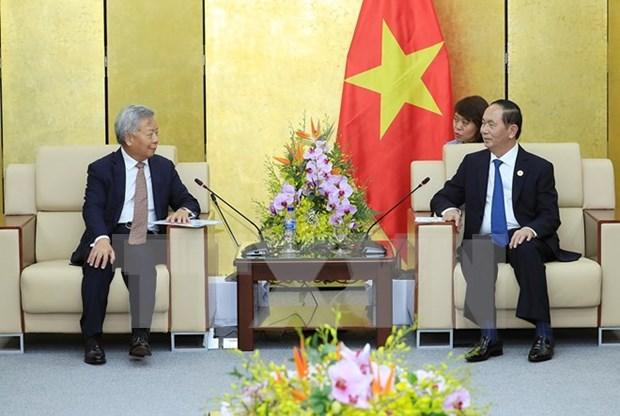 Vietnam aspira a mayor cooperacion financiera con AIIB hinh anh 1