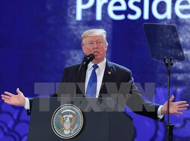 Visita de Trump a Vietnam abrira oportunidades de cooperacion bilateral hinh anh 1