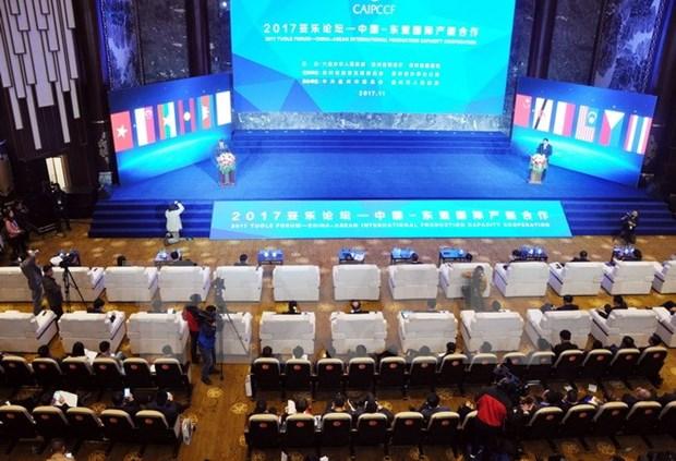Vietnam y China buscan oportunidades para mejorar cooperacion e inversiones hinh anh 1